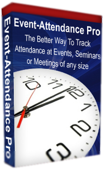 Event Attendance Tracking Software